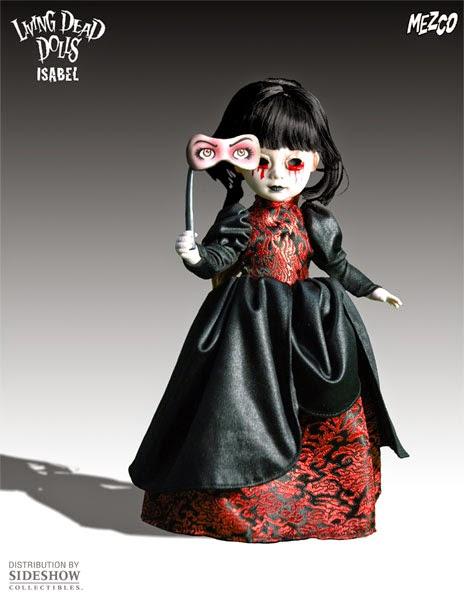 Living  Dead Dolls Isabel-living-dead-doll