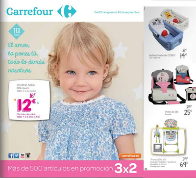 Catalogo Carrefour Bebe 9-2015