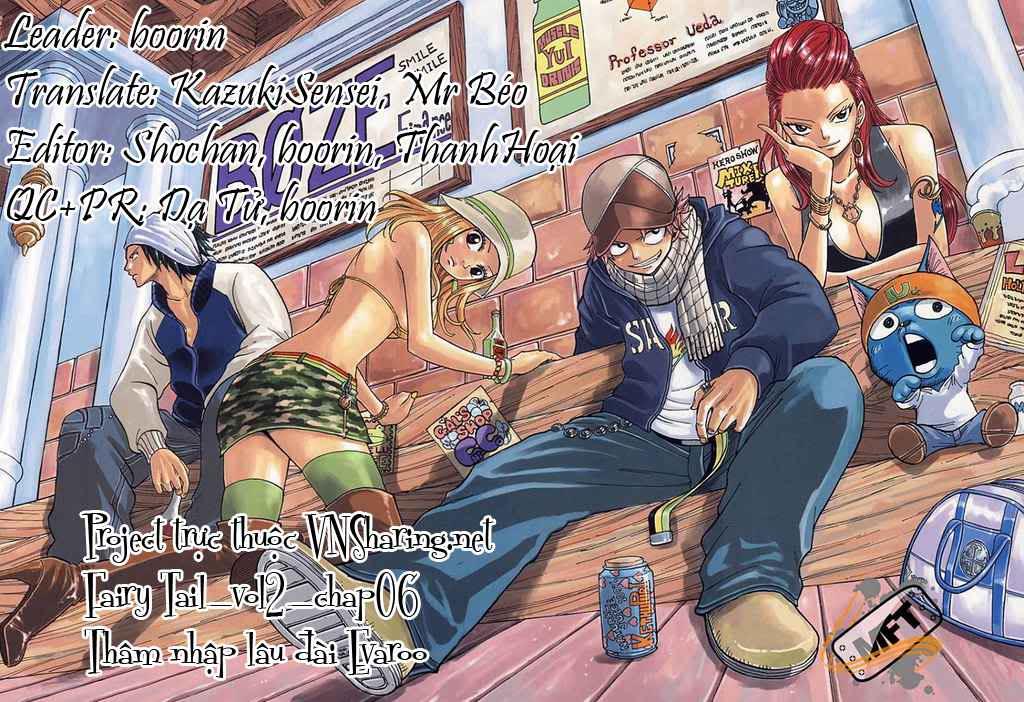 TruyenHay.Com - Ảnh 21 - Fairy Tail Chap 6