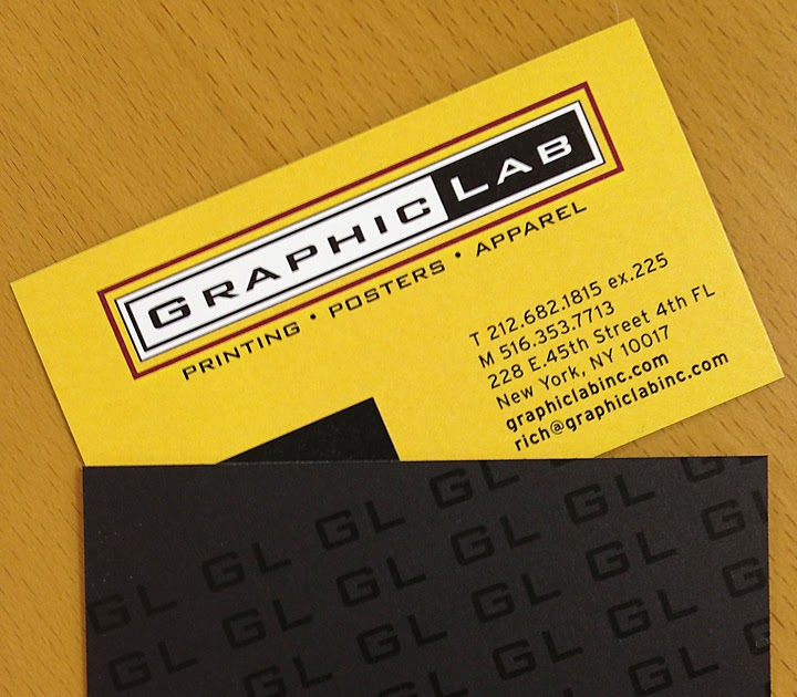 graphic lab printing posters banners custom t shirts in nyc same day business card printing in new york city - Same Day Business Card Printing