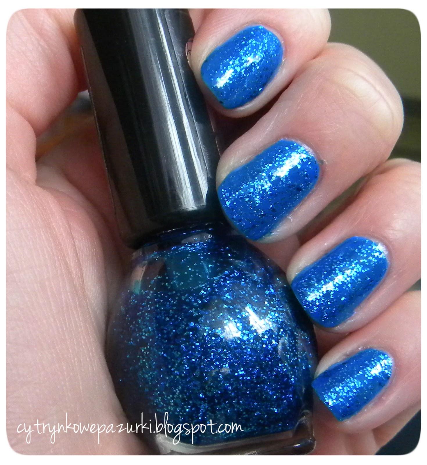 Miss Sporty Oh My Gem! niebieski 4