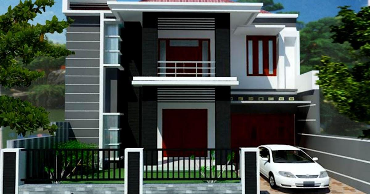 gambar rumah minimalis dua lantai design rumah minimalis