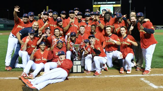 2016 New York Penn League Champions - State College