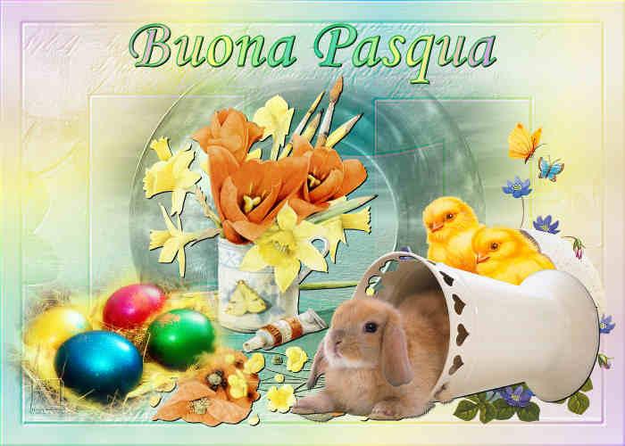 Aga notizie buona pasqua for Cartoline auguri di buona pasqua