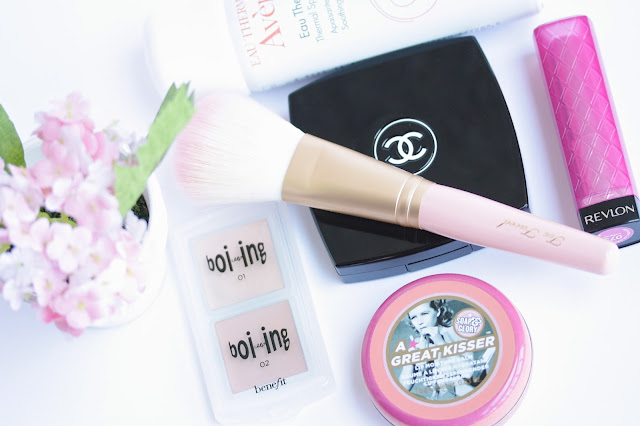 what is in my bag makeup