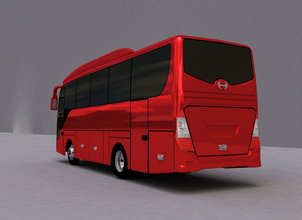 Design bus BEAT MD