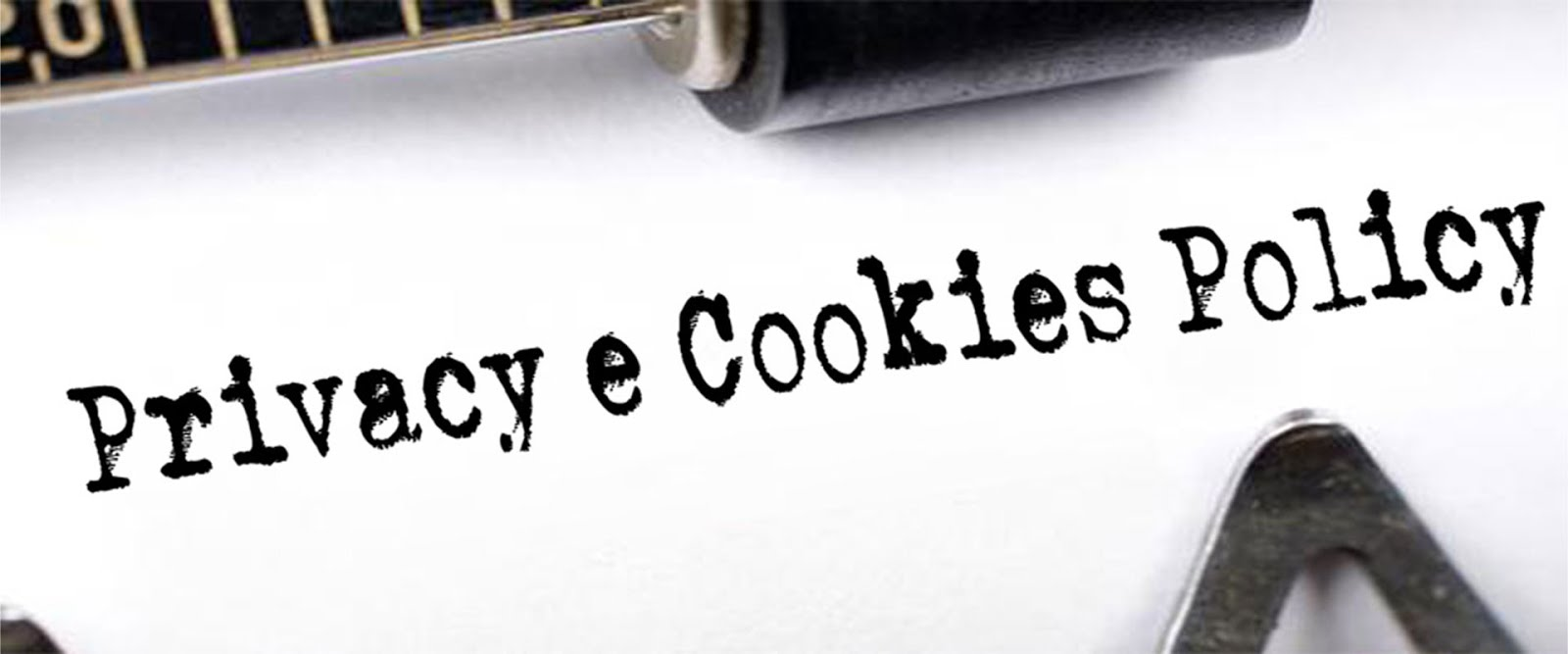 Privacy cookies e policy