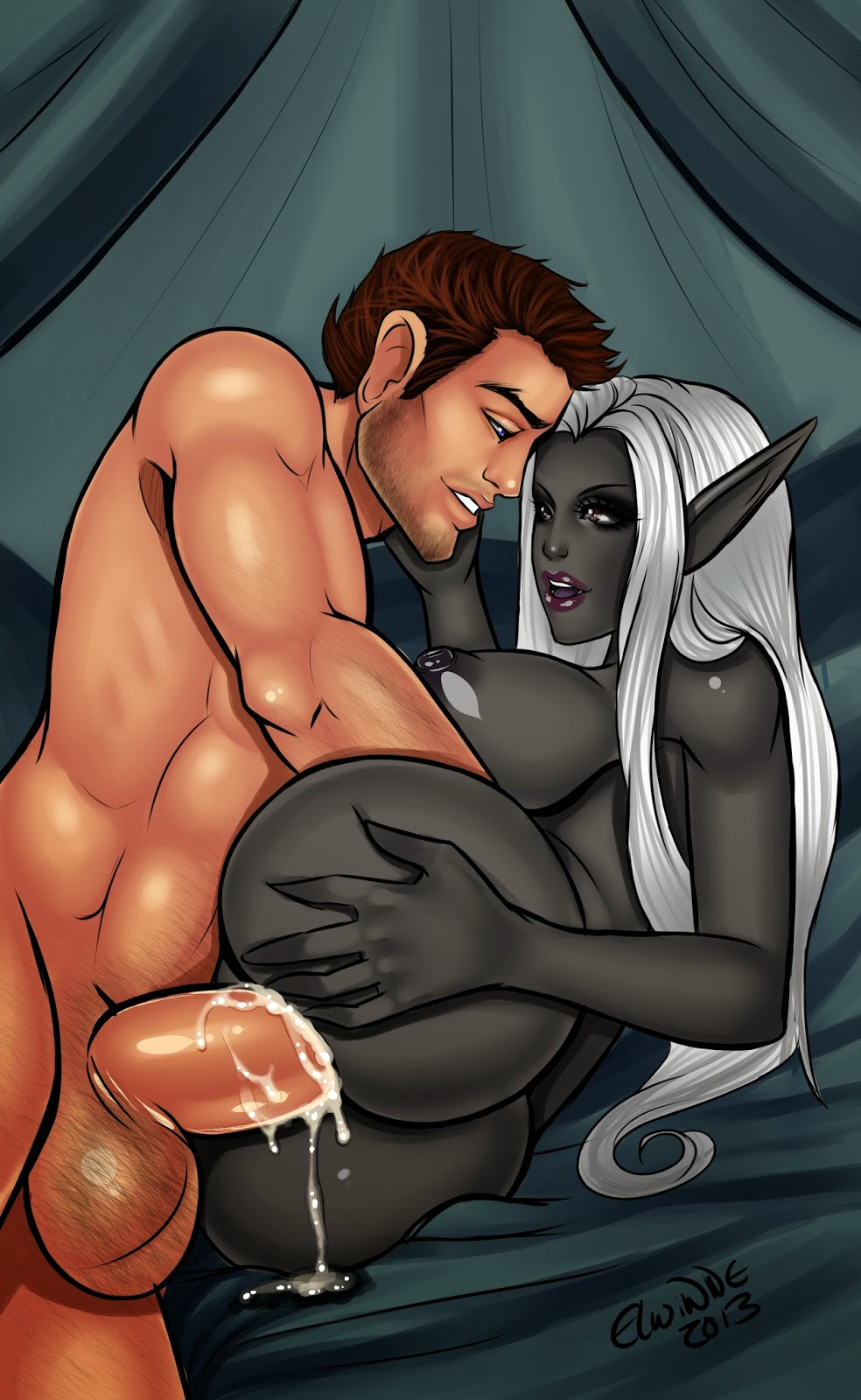 Cute dark elf porn videos softcore pics