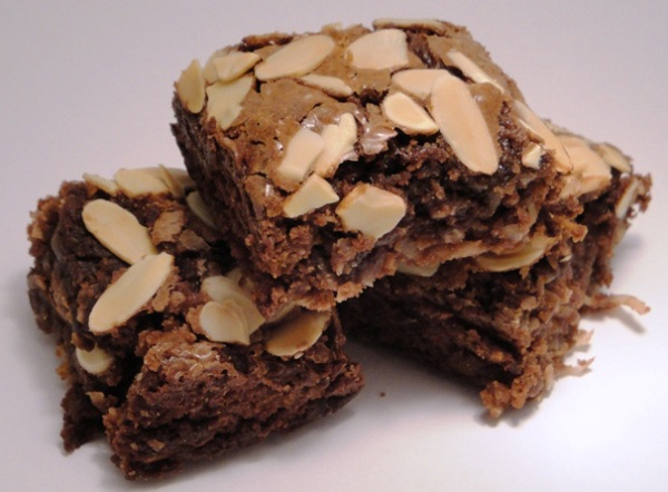 The Cereal Baker: Almond Joy® Brownies
