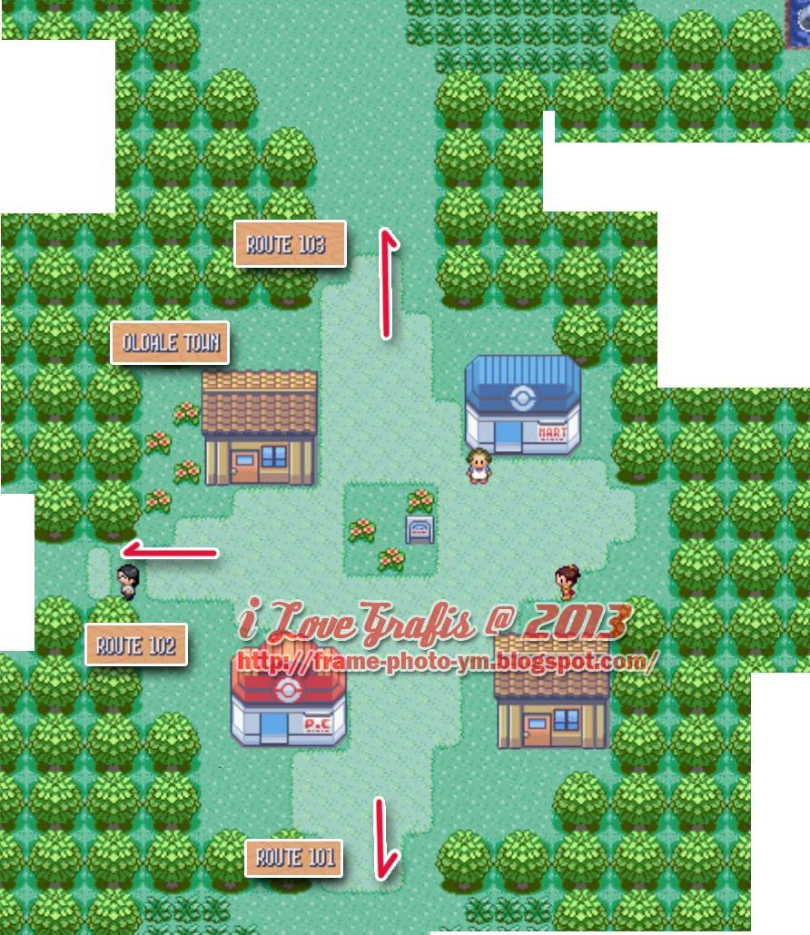 [Resim: Map+Pokemon+Emerald+(GBA)+-+003+Oldale+T...ogspot.jpg]