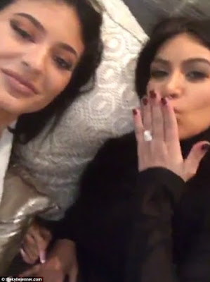 kim kardashian and kylie rivalry,kim kardashian tells kylie jenner she has dethroned her.
