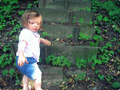 Mein Baby wagt die ersten Schritte