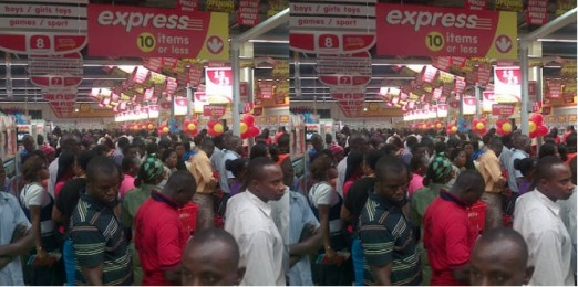 Image Optimize for Low Patronage Hits Newly Opened Ibadan Shoprite