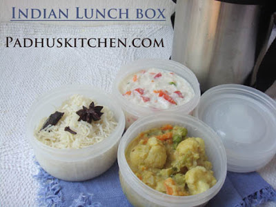 Indian Lunch box