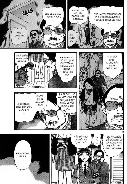 Thám Tử Lừng Danh Conan - Chapter 847 - Pic 13