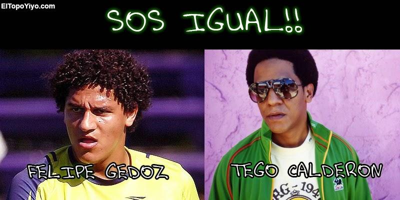 Sos Igual! Felipe Gedoz vs Tego Calderón