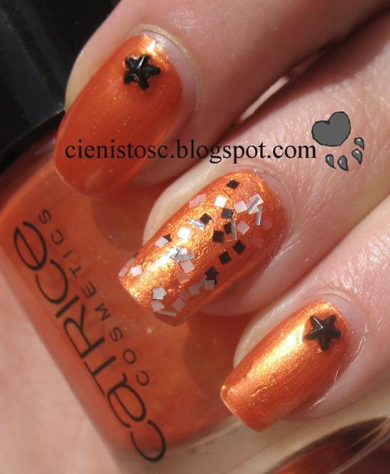 Pomarańczowy!