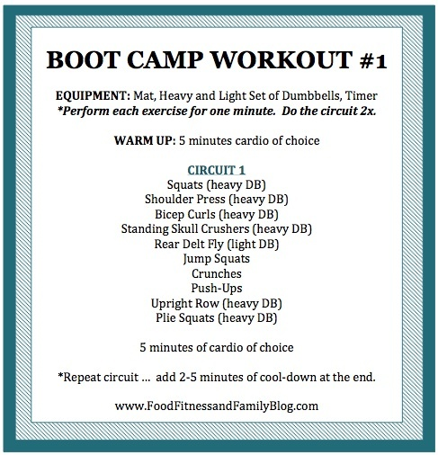 Weight Loss Centers In Md Boot Camp Exercises Ideas