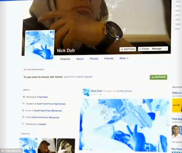 El ladrón más tonto del mundo que dejó abierta una sesión de Facebook