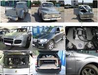 DODGE Job Rated, Porsche Cayenne, BMW X5, Mercedes ML