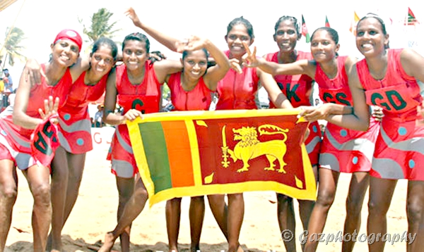 South Asian Beach Games - Hambantota - 2011 Sri Lanka