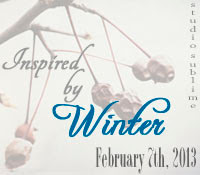 Participating in the Inspired by Winter Challenge