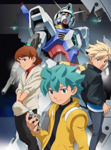 Kidou Senshi Gundam AGE 15 - Assistir Online