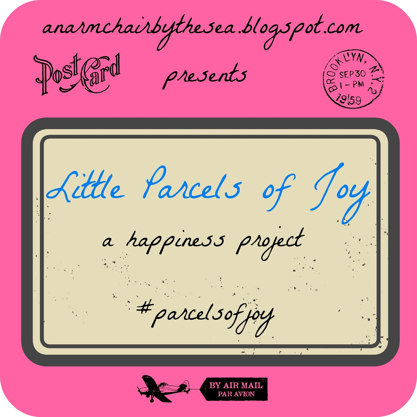 Little Parcels of Joy: A Happiness Project