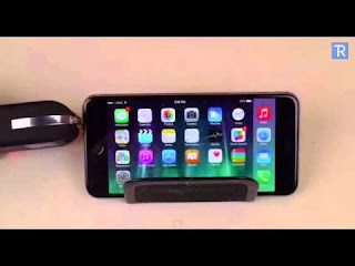 Taser Vs iPhone6 plus!!