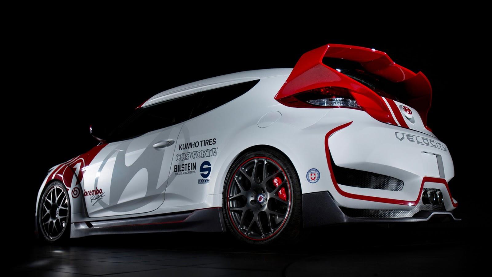 2012 Hyundai Design And Technical Center Velocity Concept
