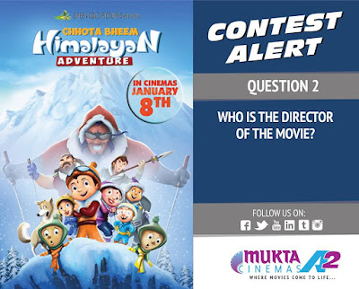 Watch Chhota Bheem - Himalayan Adventure 3 Full Movie Free