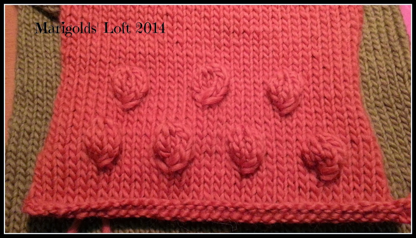 knitting tutorial felting bag