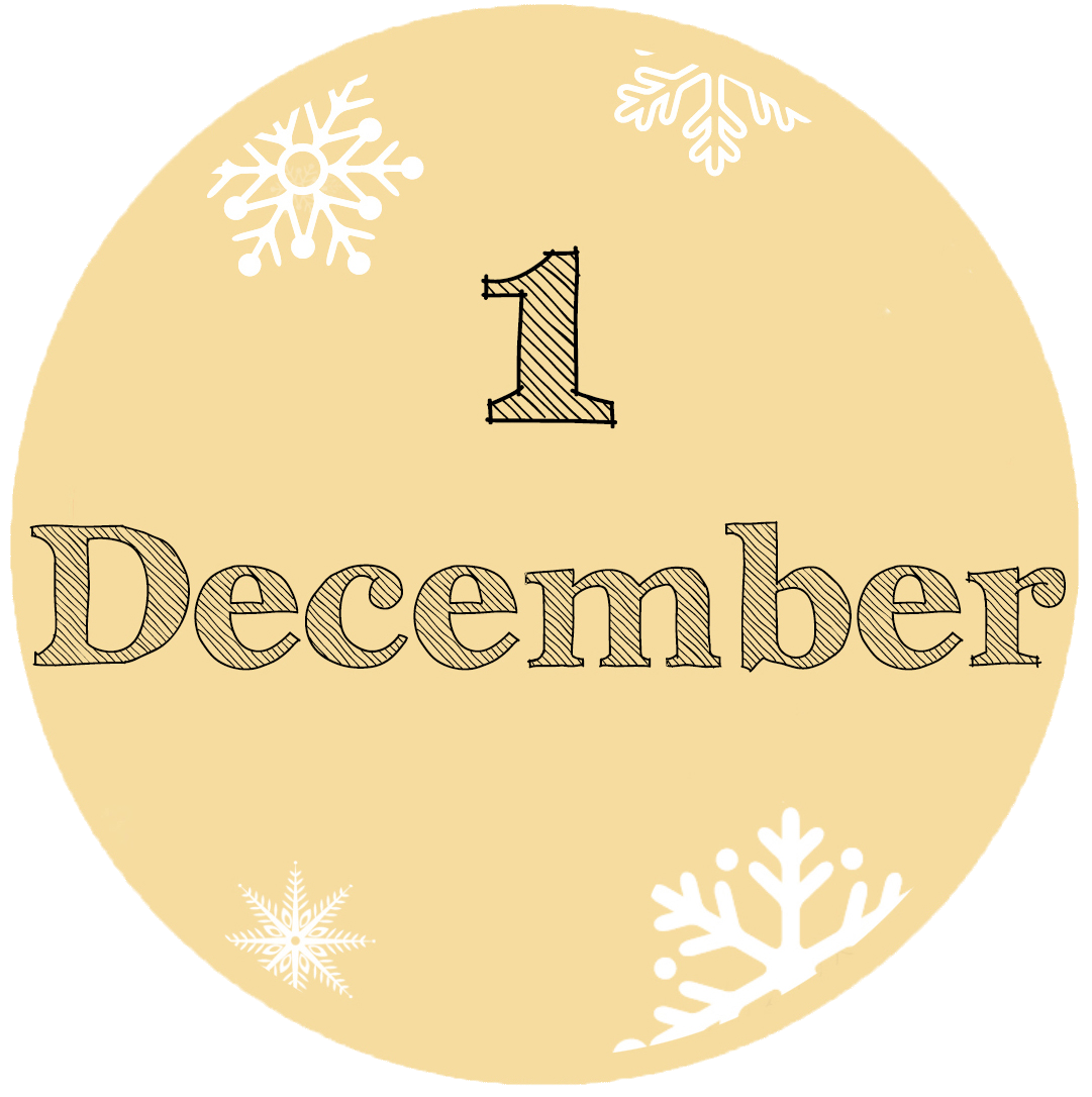 advent calendar - christmas - december - holiday