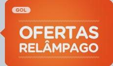 Promoção relâmpago Gol - a partir de R$80,99 ida e volta CORRA!