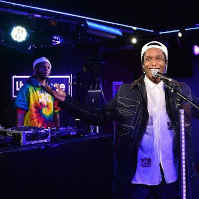 ASAP Rocky - Who's Gonna Save My Soul (Gnarls Barkley Cover)