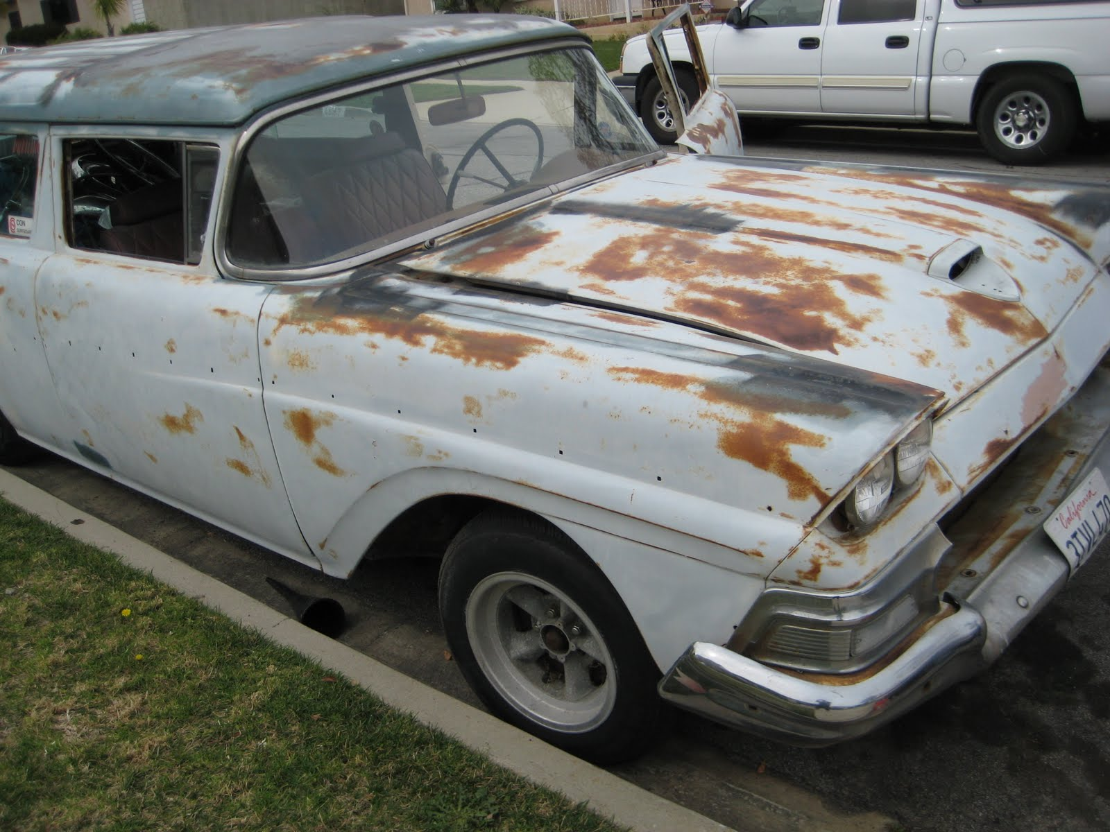 57 Ford Wagons For Sale   Autos Post