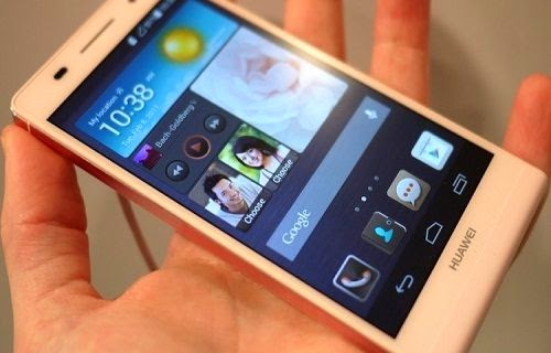 Huawei Ascend P6 Android 4.4.2 Güncellemesi
