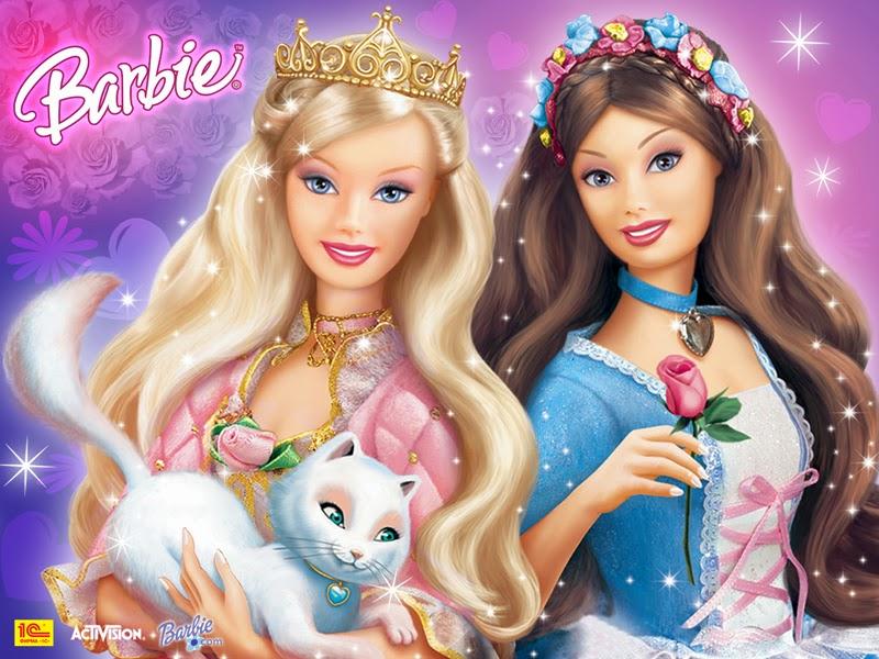 Regarder barbie c ur de princesse 2004 films de barbie en francais princesses - Barbie et la porte secrete streaming ...