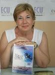 La escritora Rosa Cáceres, mi amiga.