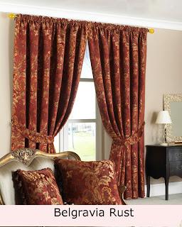 Ver cortinas estampadas para sala