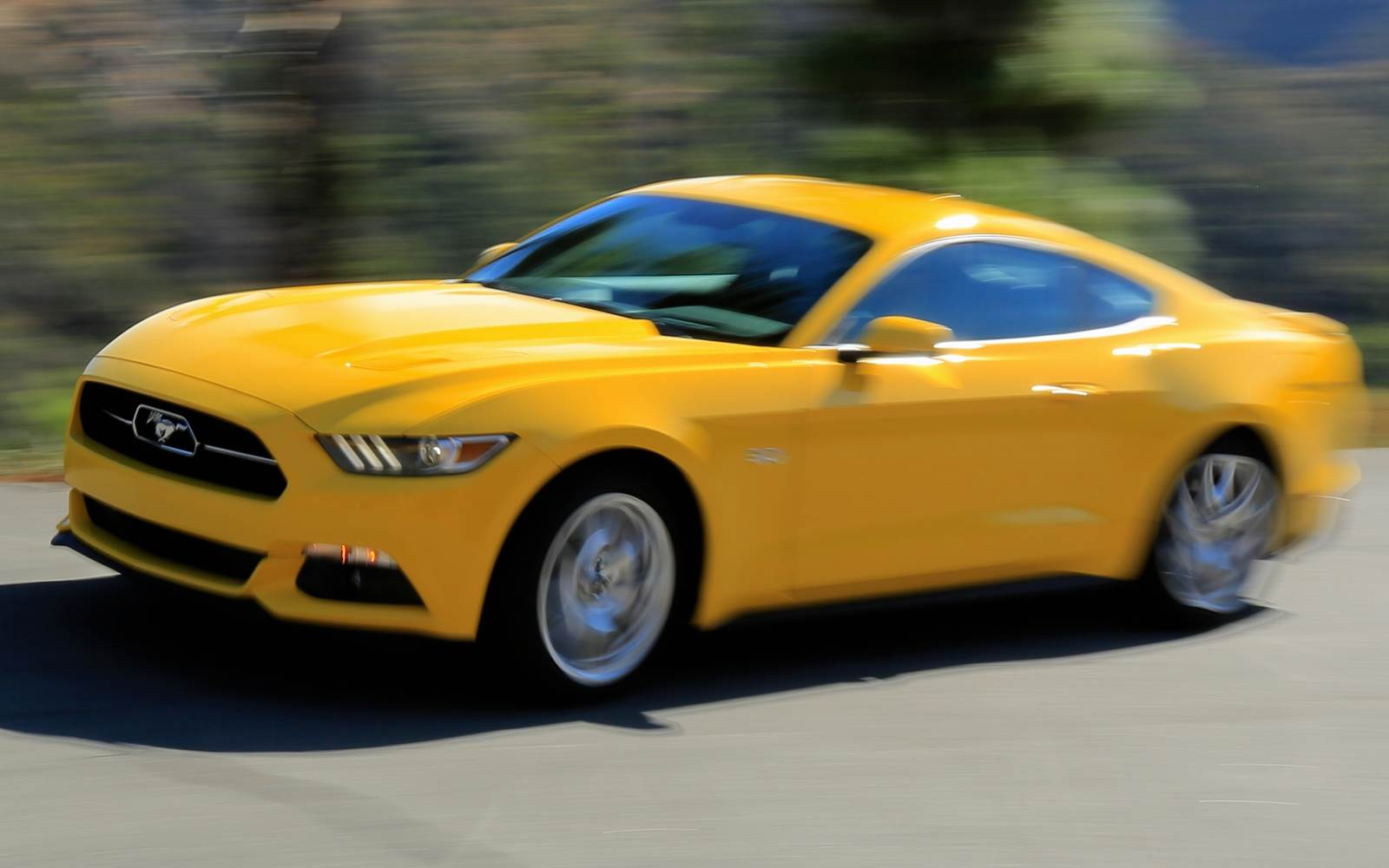Novo Ford Mustang: no Brasil em 2016 - preço ~ R$ 270 mil ...