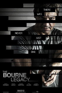 "Poster do filme ""O Legado Bourne"""