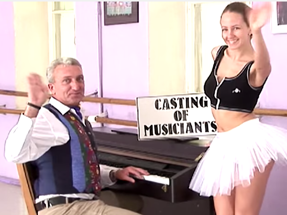 Piano Player Casting