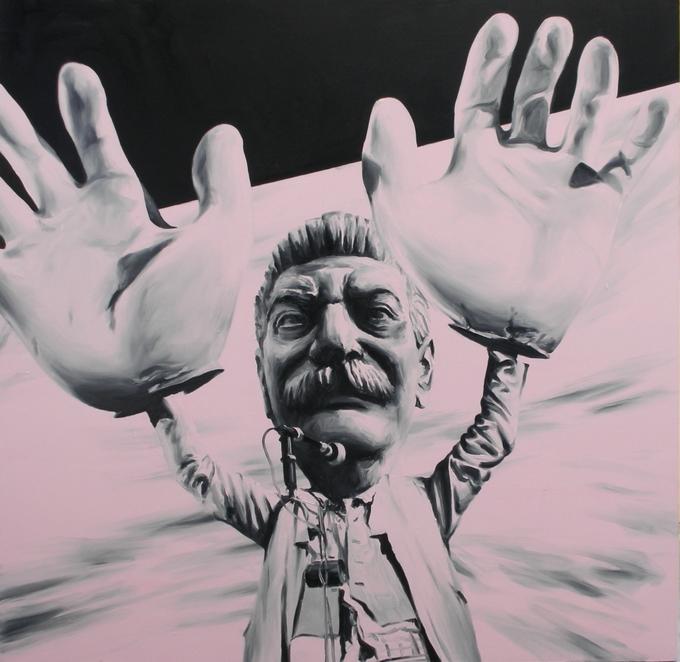 Doctor Ojiplático. Paco Pomet. Pintura | Painting