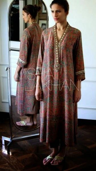 Misha Lakhani Eid Dress Collection