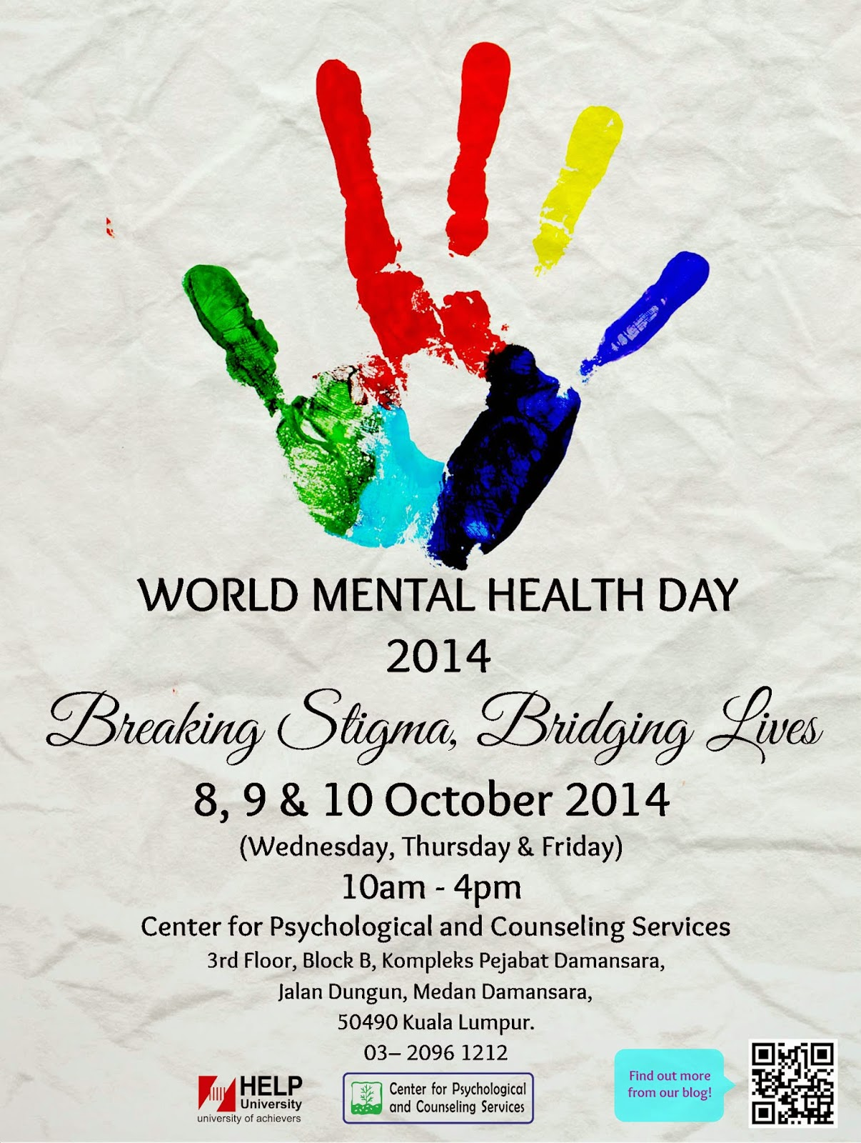 centre for psychological and counselling services world