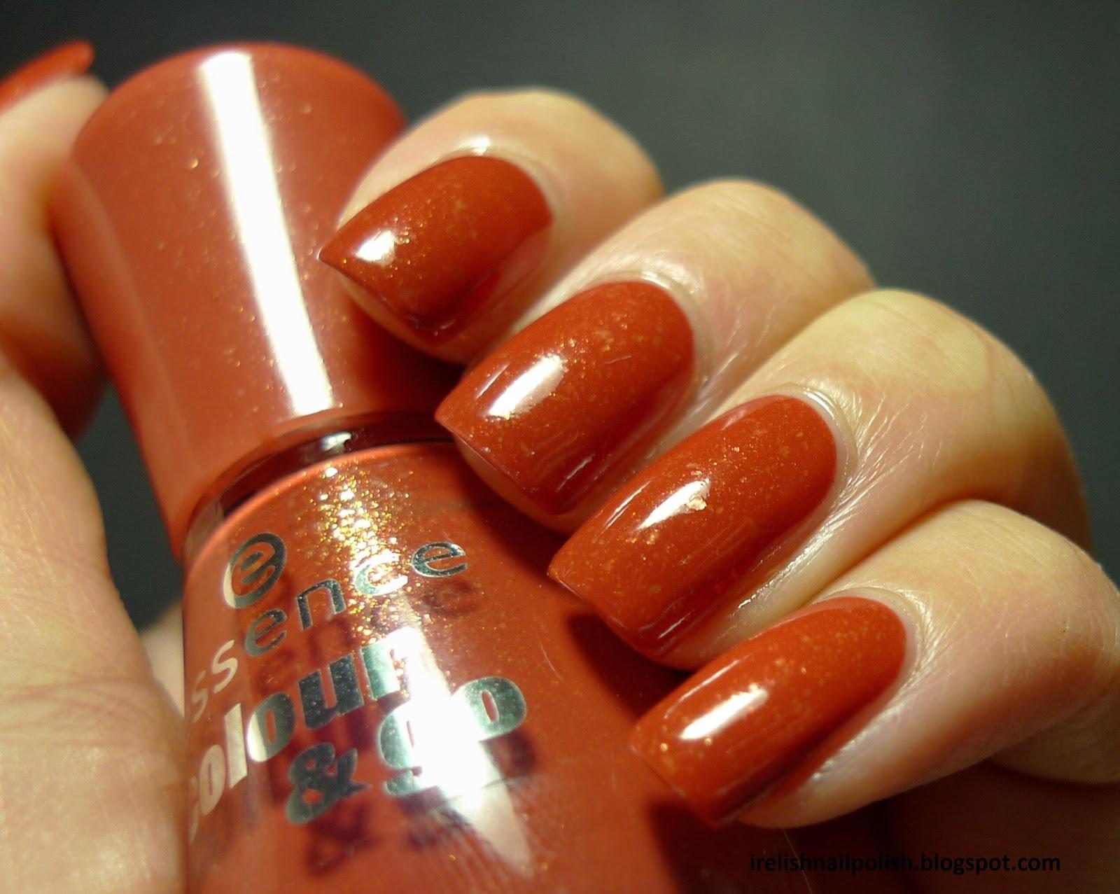 I Relish Nail Polish!: Essence - #116 Gorgeous Bling Bling