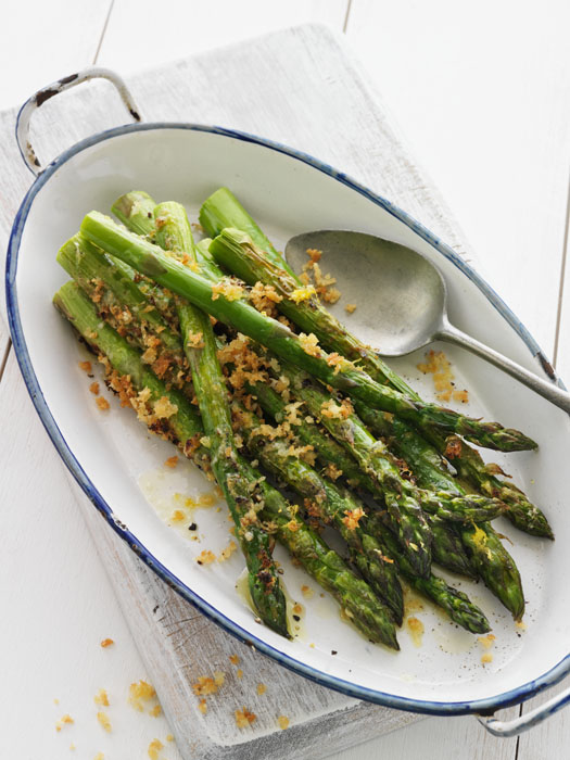 Best, Easy, Asparagus Recipe! | Return to Sunday Supper