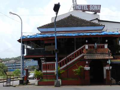 Down The Road - Pub and Restaurant - Patto - Panaji Goa