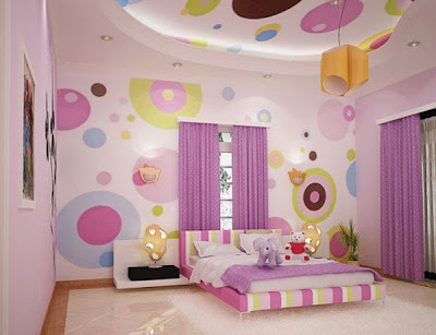 Girls Bedroom Ideas, Bedroom Decorating Ideas